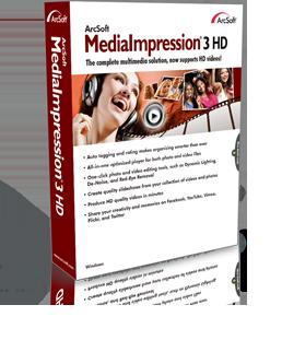 ArcSoft MediaImpression picture or screenshot