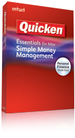 Quicken Essentials for Mac picture