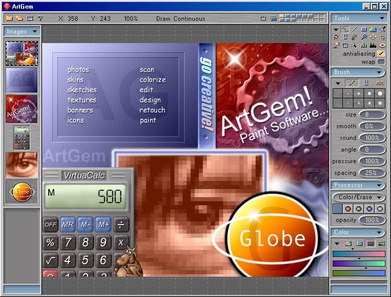 ArtGem picture or screenshot
