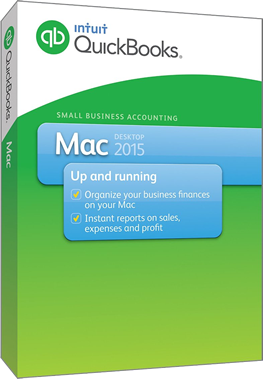 QuickBooks for Mac picture