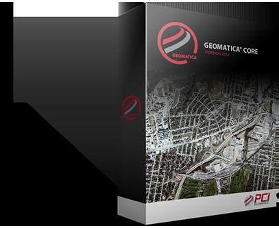 Geomatica Core picture or screenshot
