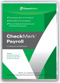 CheckMark Payroll Software picture or screenshot