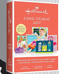 Hallmark Card Studio picture or screenshot