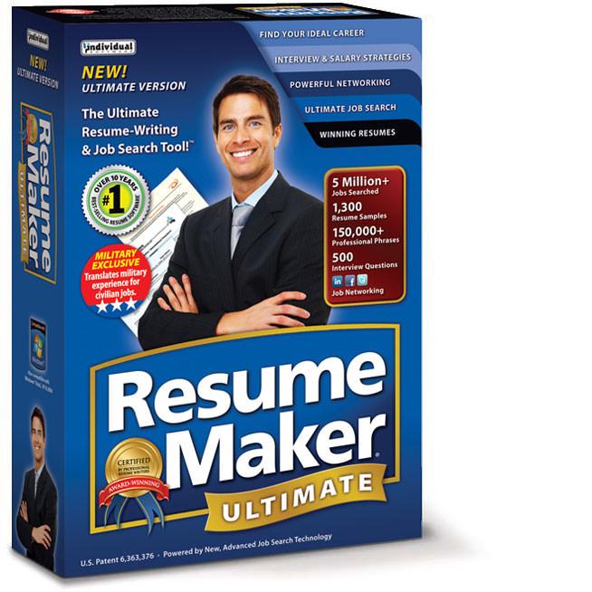 ResumeMaker Ultimate picture or screenshot