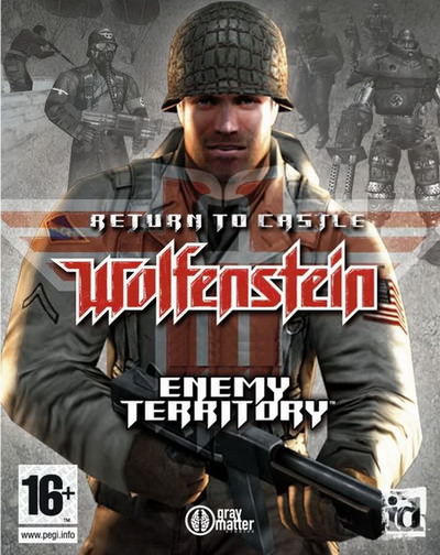 Return to Castle Wolfenstein: Enemy Territory picture