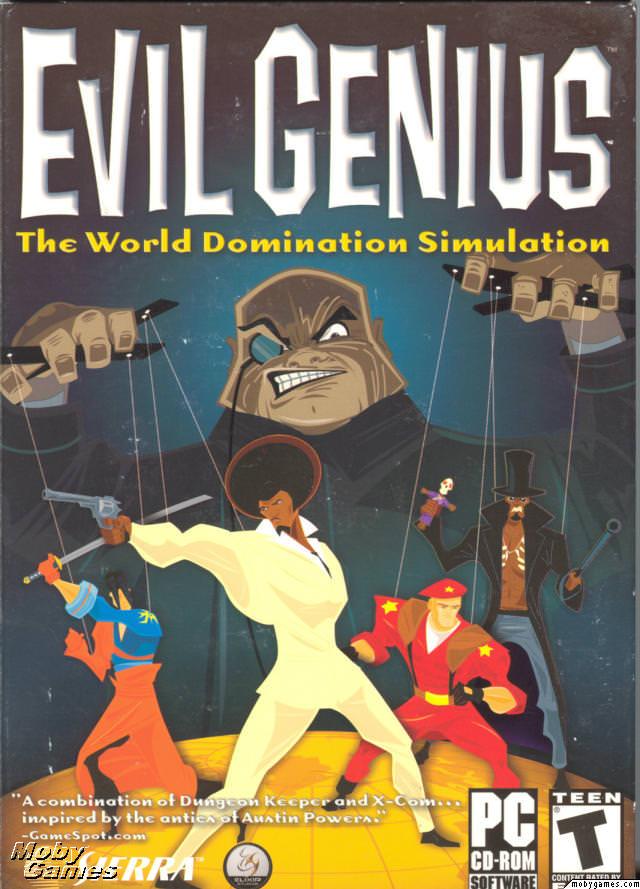 Evil Genius picture or screenshot
