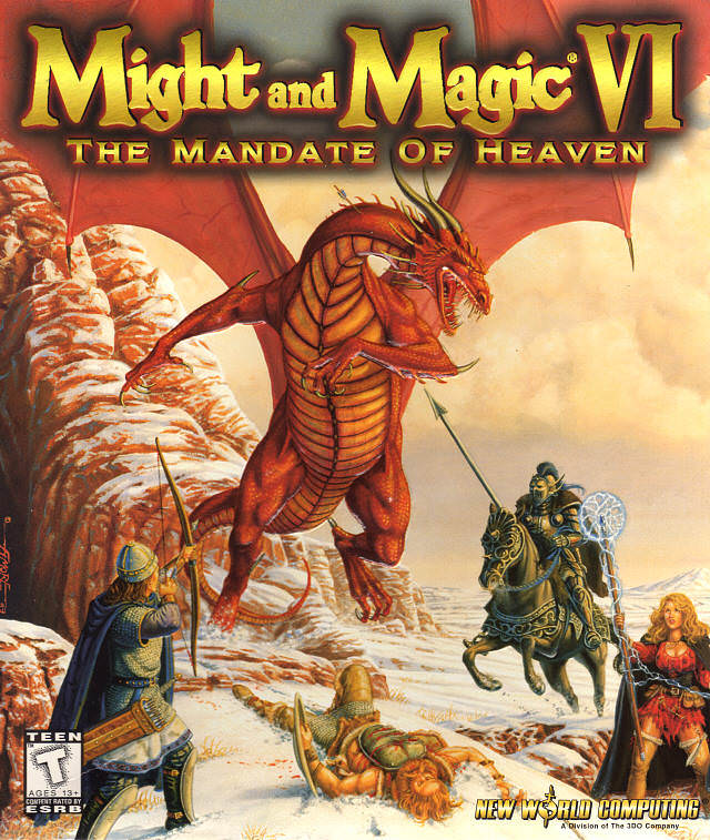 Might and Magic VI: The Mandate of Heaven picture