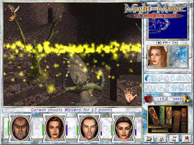 Might and Magic VII: For Blood and Honor picture