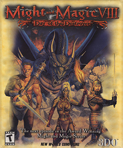 Might and Magic VIII: Day of the Destroyer picture