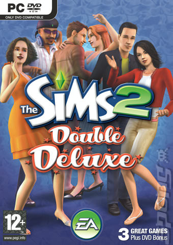 The Sims 2 Double Deluxe picture