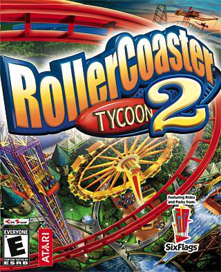 RollerCoaster Tycoon 2: Triple Thrill Pack picture