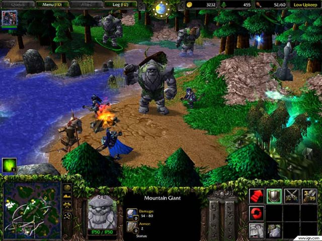 Warcraft III: The Frozen Throne picture
