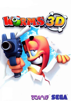 Worms 3D picture