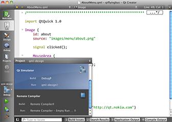 Qt Creator file extensions