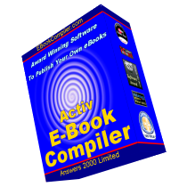 Activ E-Book Compiler picture or screenshot