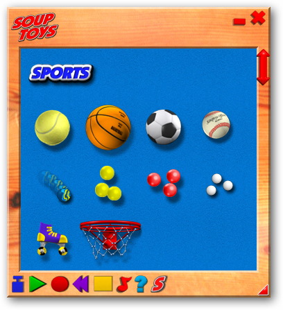 Souptoys Toybox picture or screenshot