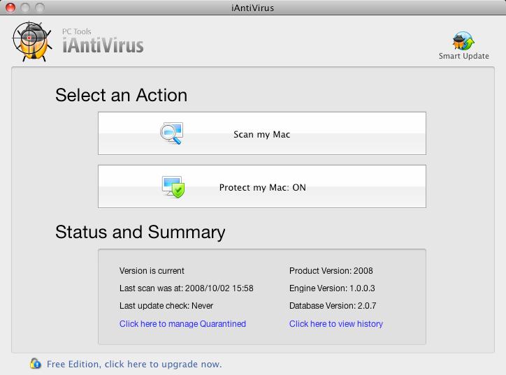 Pc tools iantivirus for mac download