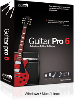 Guitar Pro for Mac picture