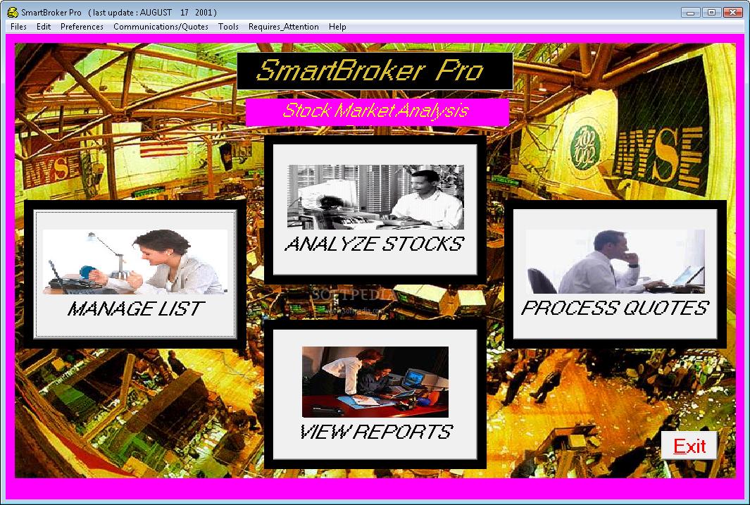 SmartBroker Pro picture or screenshot