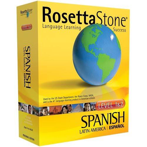Rosetta Stone picture or screenshot