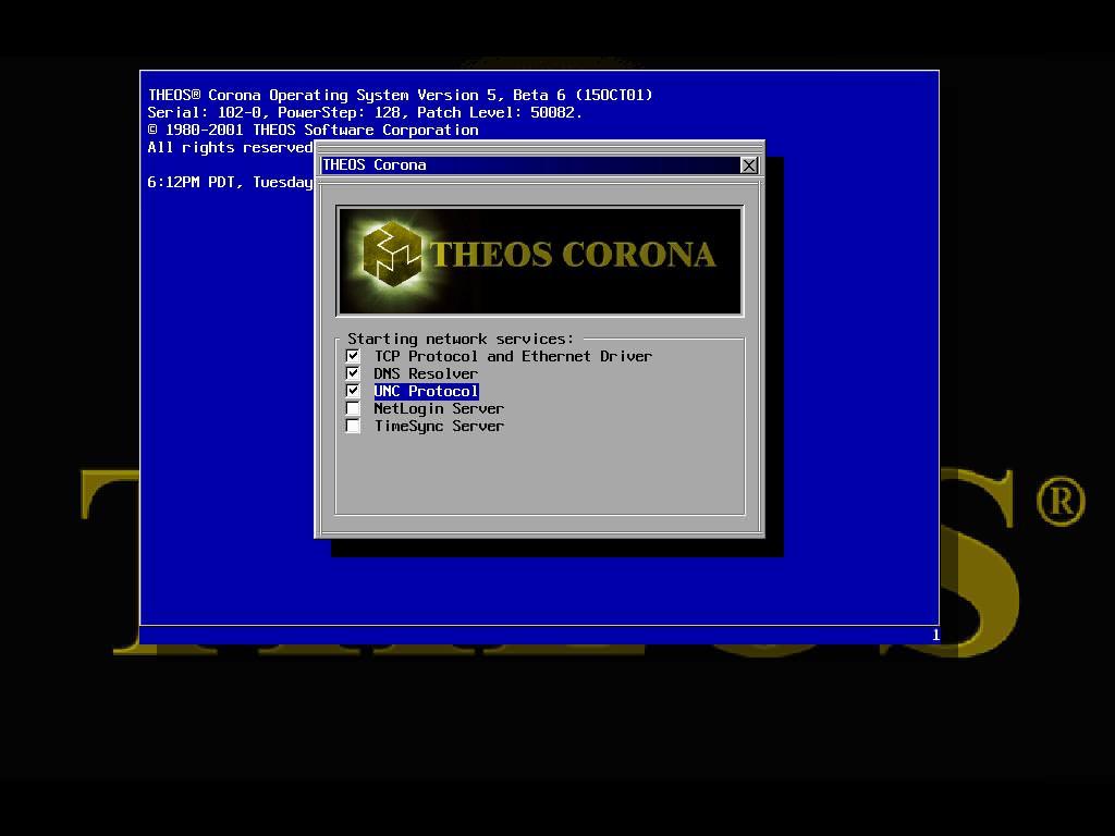 THEOS Corona picture or screenshot