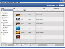 ImageMixer 3 SE for Canon picture or screenshot