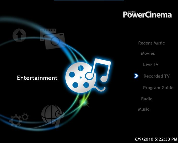 Cyberlink PowerCinema picture