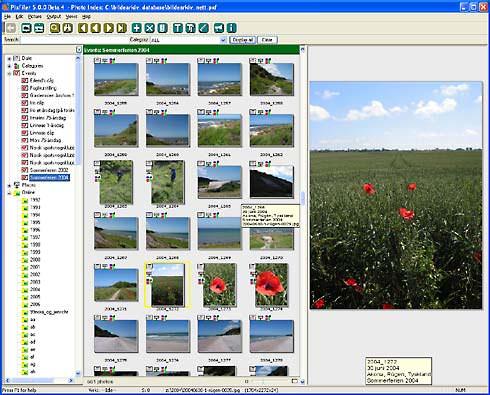 PixFiler picture or screenshot