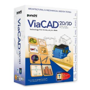 ViaCAD 2D/3D picture or screenshot