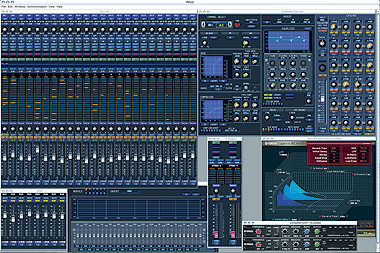Yamaha Studio Manager picture or screenshot