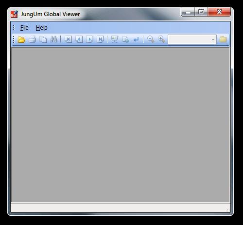 JungUm Global Viewer picture or screenshot