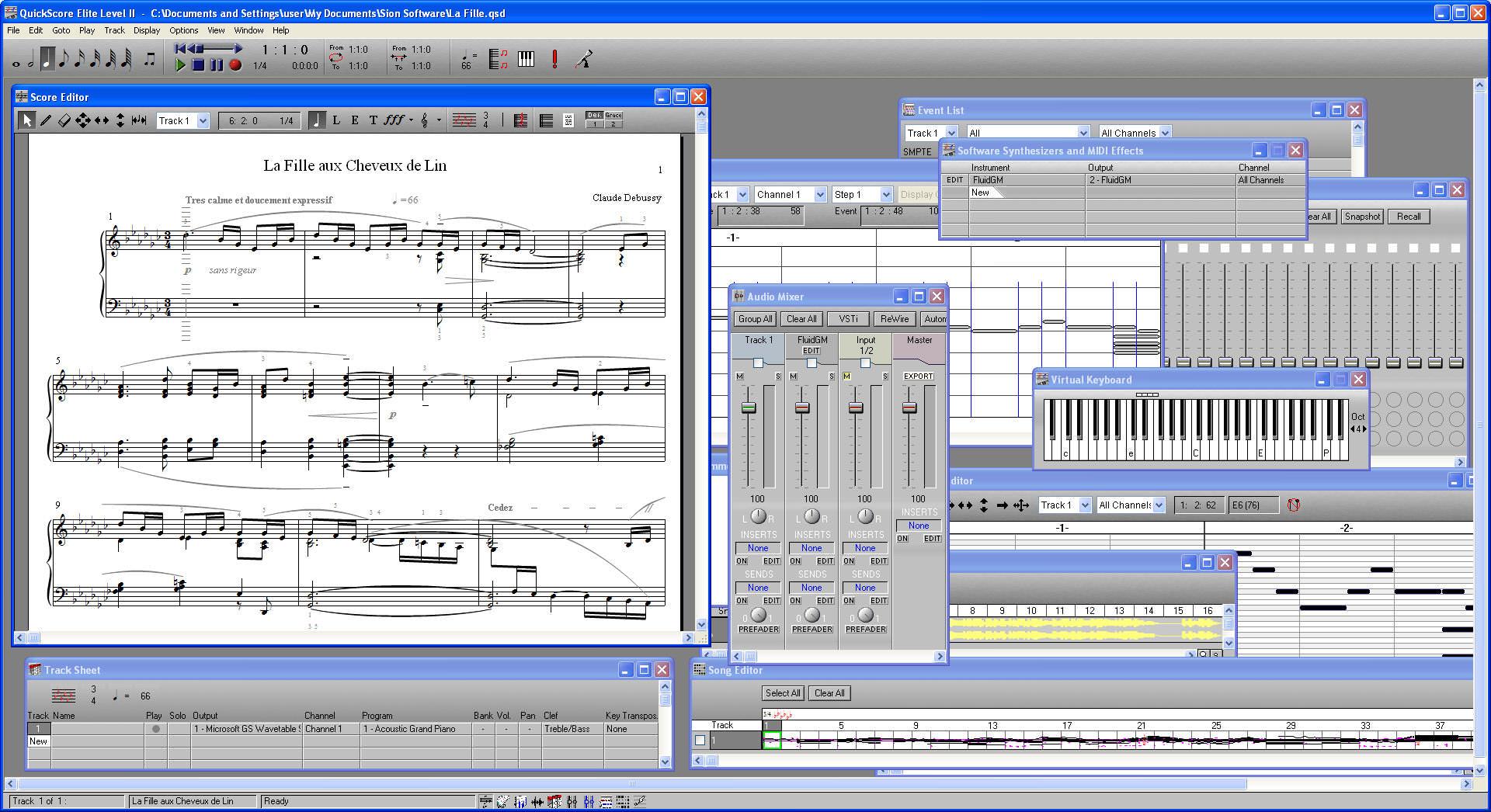 QuickScore Elite picture or screenshot