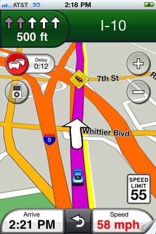 Garmin StreetPilot picture or screenshot