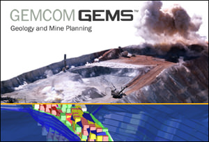 Gemcom GEMS picture or screenshot