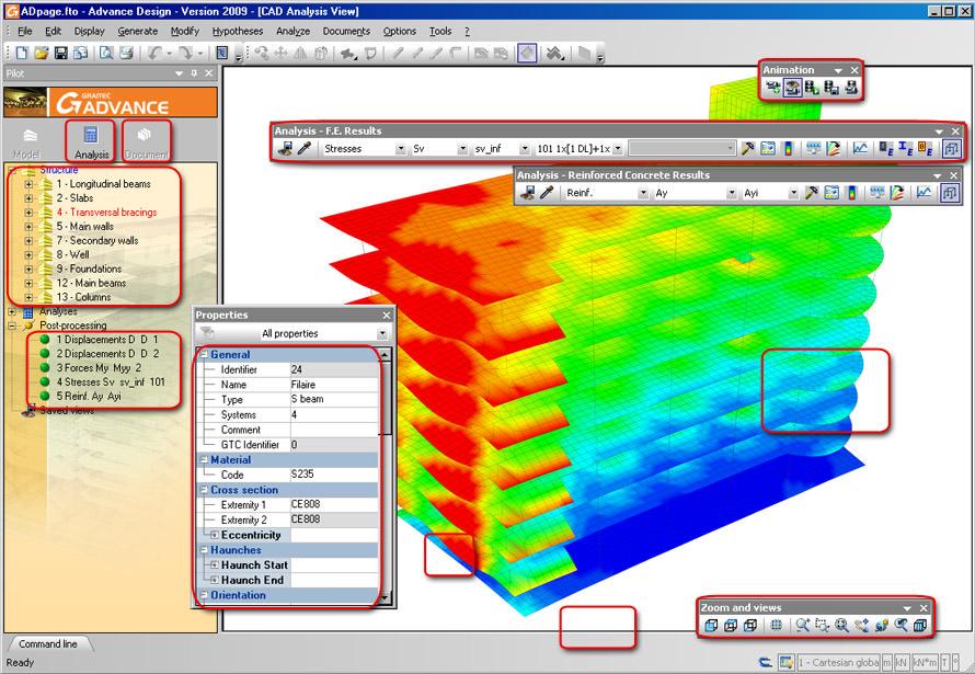 Advance Design picture or screenshot