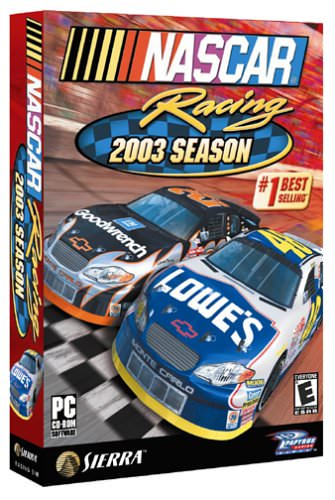 NASCAR Racing 2003 Season picture