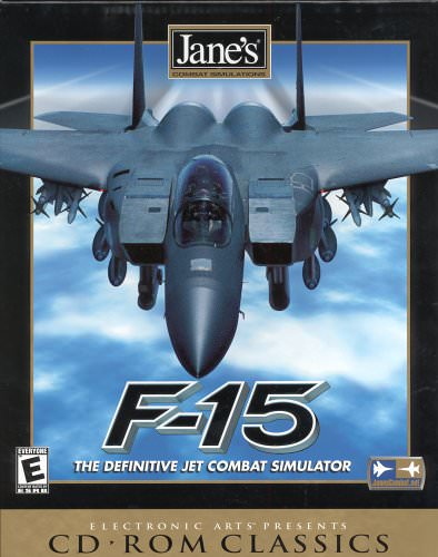 Jane's Combat Simulations: F-15 picture or screenshot