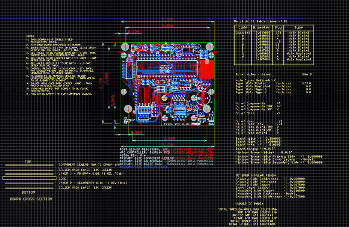 CADINT PCB picture or screenshot