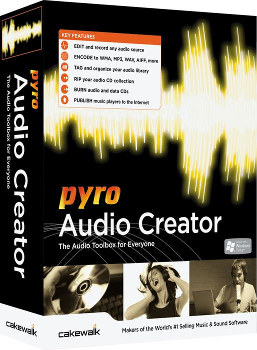 pyro Audio Creator picture or screenshot
