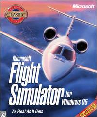 Microsoft Flight Simulator for Windows 95 picture or screenshot