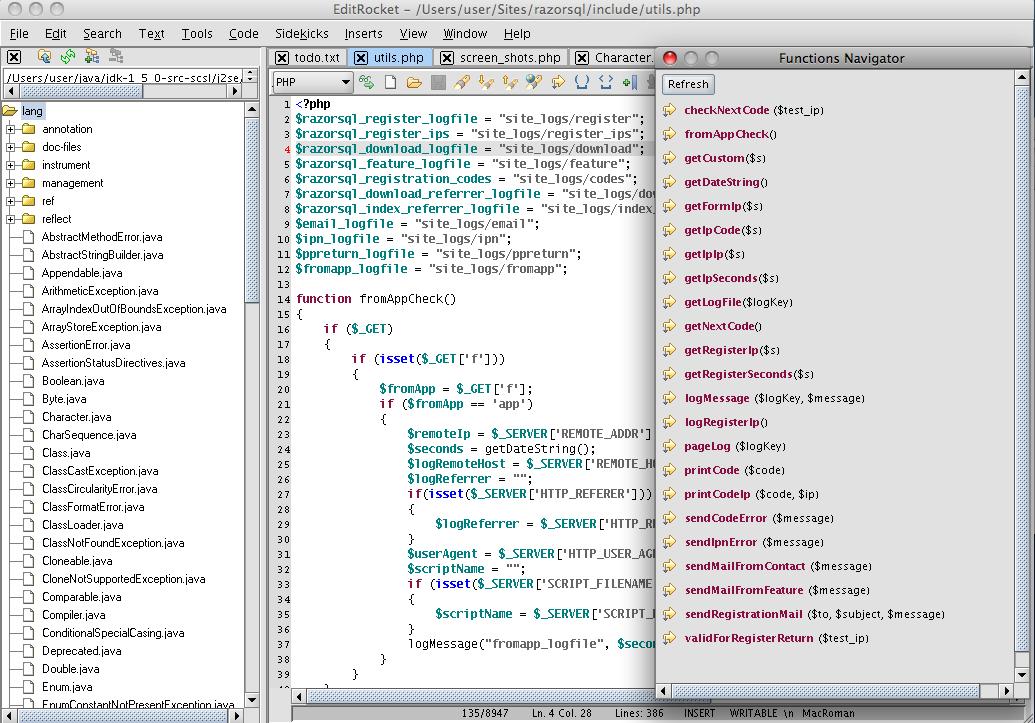 Edit Rocket picture or screenshot