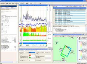 Analyzer picture or screenshot