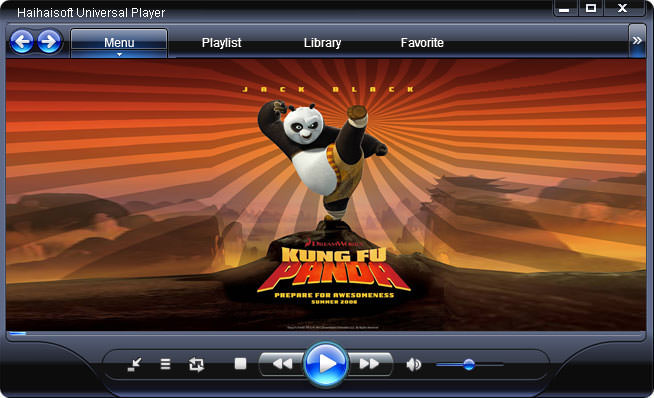 Haihaisoft Universal Player picture or screenshot