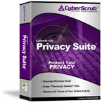 CyberScrub Privacy Suite picture or screenshot