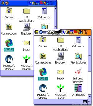 GigaBar picture or screenshot