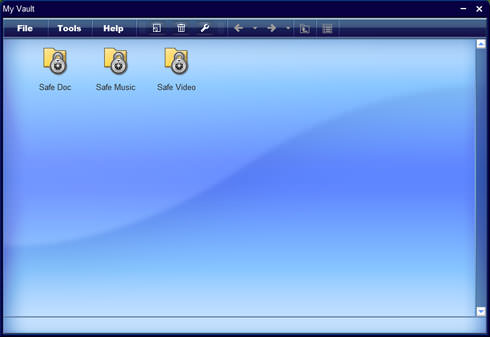 ASUS Data Security Manager picture or screenshot
