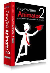 CrazyTalk Animator picture or screenshot