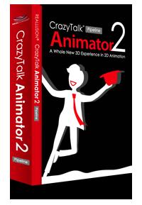 CrazyTalk Animator picture or screenshot