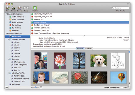 StuffIt Deluxe for Mac picture