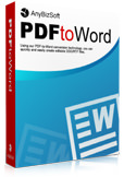 PDF to Word for Windows picture